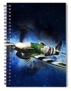 Hawker Typhoon Spiral Notebook