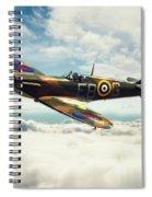 Spitfire P7350 Spiral Notebook