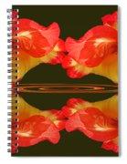 Splash Of Sunshine Spiral Notebook