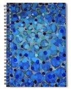 Splash Three Spiral Notebook