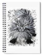 Splat Cat Spiral Notebook