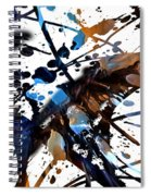 Splatter Gig Spiral Notebook
