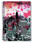 Splatter Pop Spiral Notebook