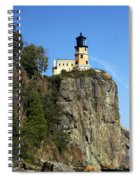 Split Rock 3 Spiral Notebook