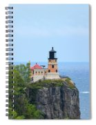 Split Rock Beacon Spiral Notebook