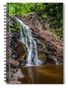 Split Rock Falls Spiral Notebook
