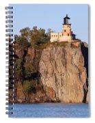 Split Rock Lighthouse  9321 Spiral Notebook
