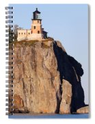 Split Rock Lighthouse Crop 9321 Spiral Notebook