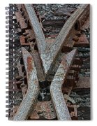 Split Track Spiral Notebook
