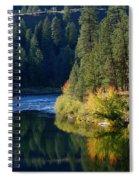 Spokane Rivereflections Spiral Notebook