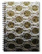 Sponge Mop Spiral Notebook