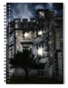 Spooky Castle Spiral Notebook
