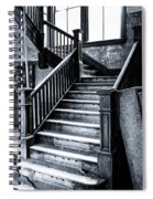 Spooky Grand Staircase Spiral Notebook