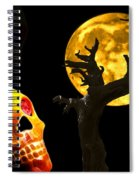 Spooky Night Spiral Notebook