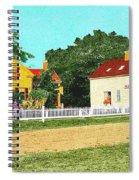 Spooner's Paint Shop Spiral Notebook