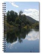 Union Gap Pond Spiral Notebook