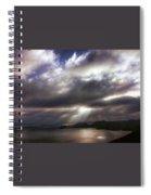 Spot O' Sun Spiral Notebook
