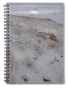 Spot Of Sun Spiral Notebook