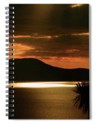 Spotlight Bay Spiral Notebook