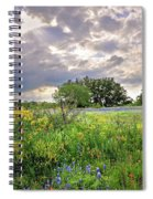 Spotlight On Spring Spiral Notebook