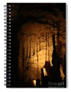 Spotted Growth - Cave Spiral Notebook