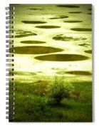 Spotted Lake Spiral Notebook
