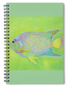Spotted Tropical Fish Spiral Notebook