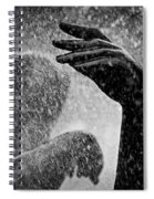 Spray Spiral Notebook