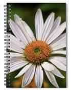 Spread Your Petals Spiral Notebook