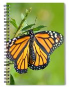 Spread Your Wings Spiral Notebook