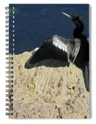 Spreading My Wings Spiral Notebook