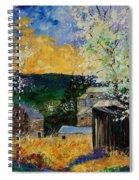 Spring 45 Spiral Notebook