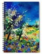 Spring 56 Spiral Notebook