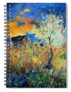 Spring 67 Spiral Notebook