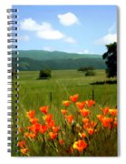 Spring At Gainey Ranch Spiral Notebook