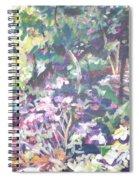 Spring At Maymont Spiral Notebook