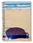 Spring At The Beach Spiral Notebook