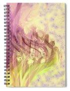 Spring Awaits Spiral Notebook