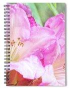 Spring Bling Spiral Notebook