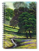 Spring Bloom Table Mountain Spiral Notebook
