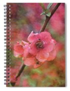 Spring Blossoms 9129 Idp_2 Spiral Notebook