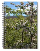 Spring Blossoms Day Spiral Notebook