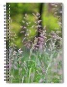 Spring Breeze 4 Spiral Notebook
