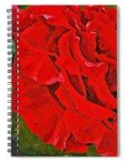 Spring Bud's 4 Spiral Notebook