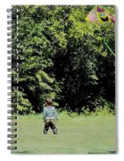 Spring By Heart Spiral Notebook