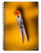 Spring Cleaning Spiral Notebook