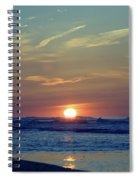 Spring Dawn Spiral Notebook