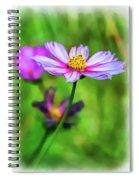Spring Desires 2 Spiral Notebook