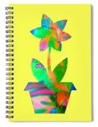 Spring Fever Spiral Notebook
