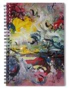 Spring Fever38 Spiral Notebook